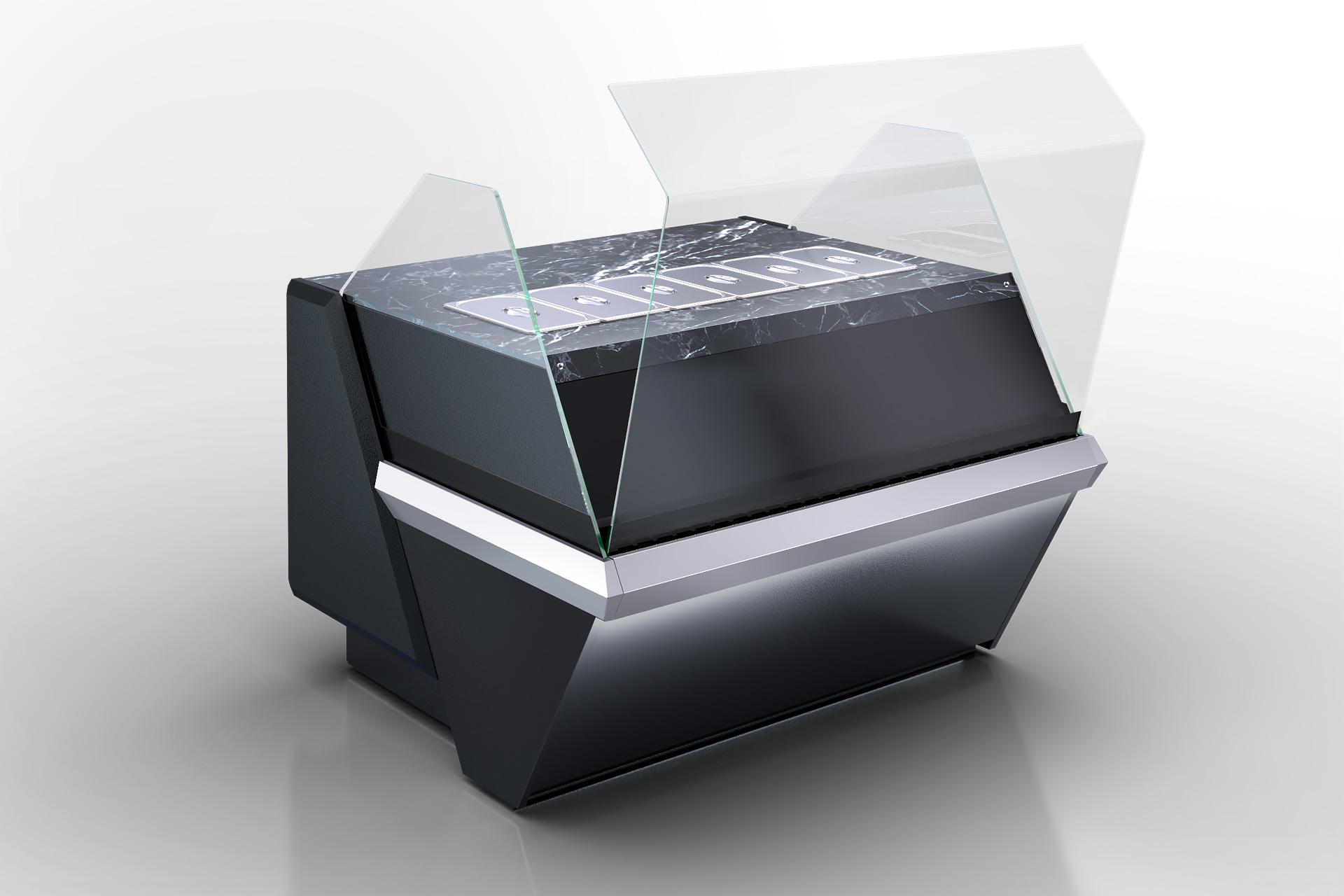 Холодильная витрина Missouri enigma MK 120 sushi/pizza OS 120-DBM