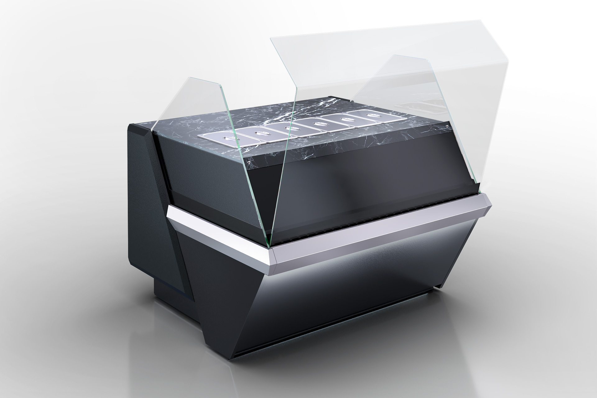 Refrigerated counters Missouri enigma MK 120 sushi/pizza OS 120-DBM