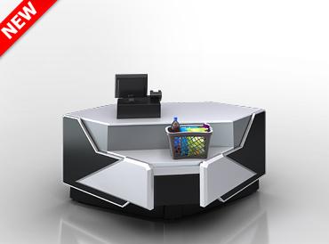 Вітрина Missouri enigma NC 120 cash desk 084-IR90