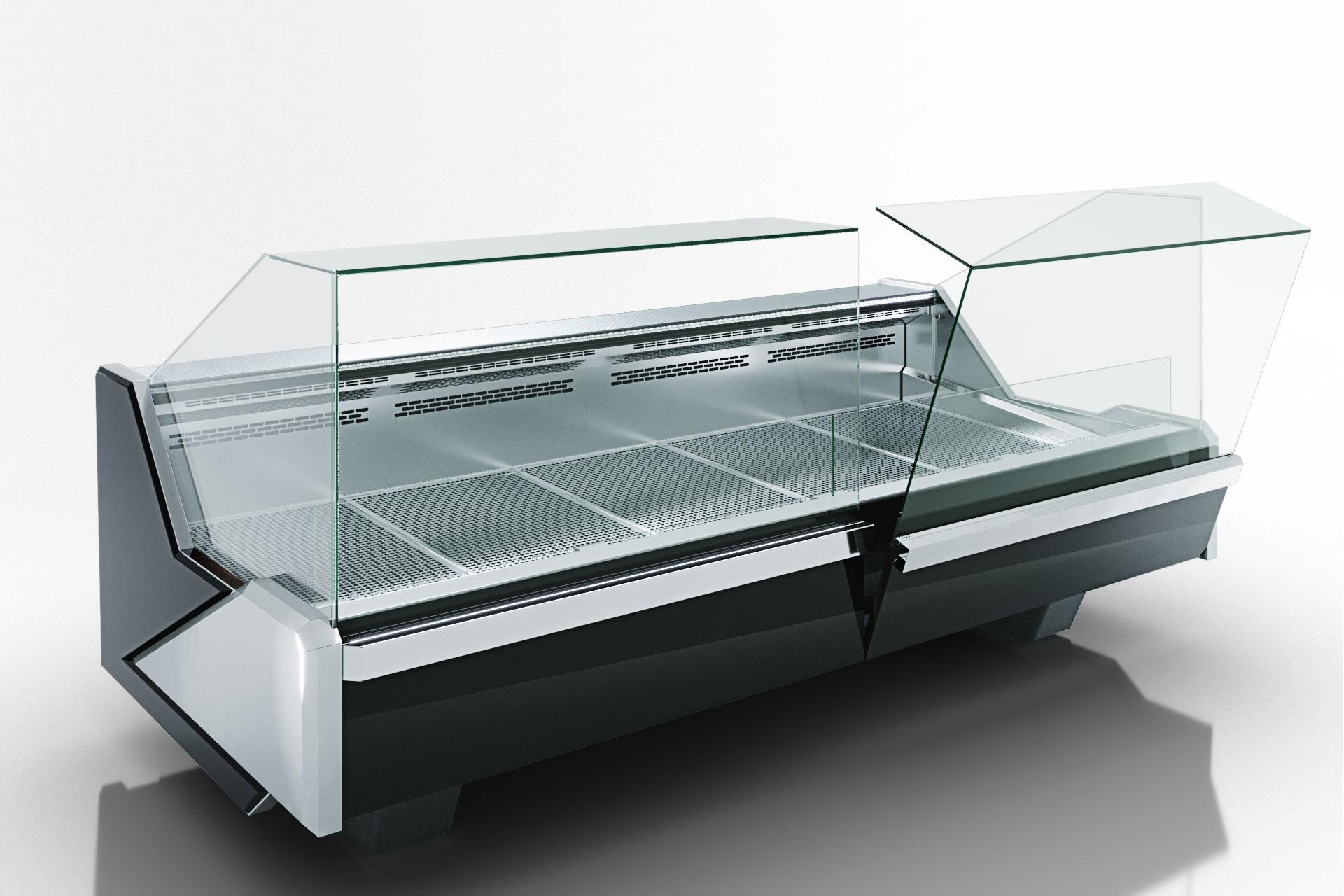 Вітрина Missouri Enigma NC 125 ice OS 120