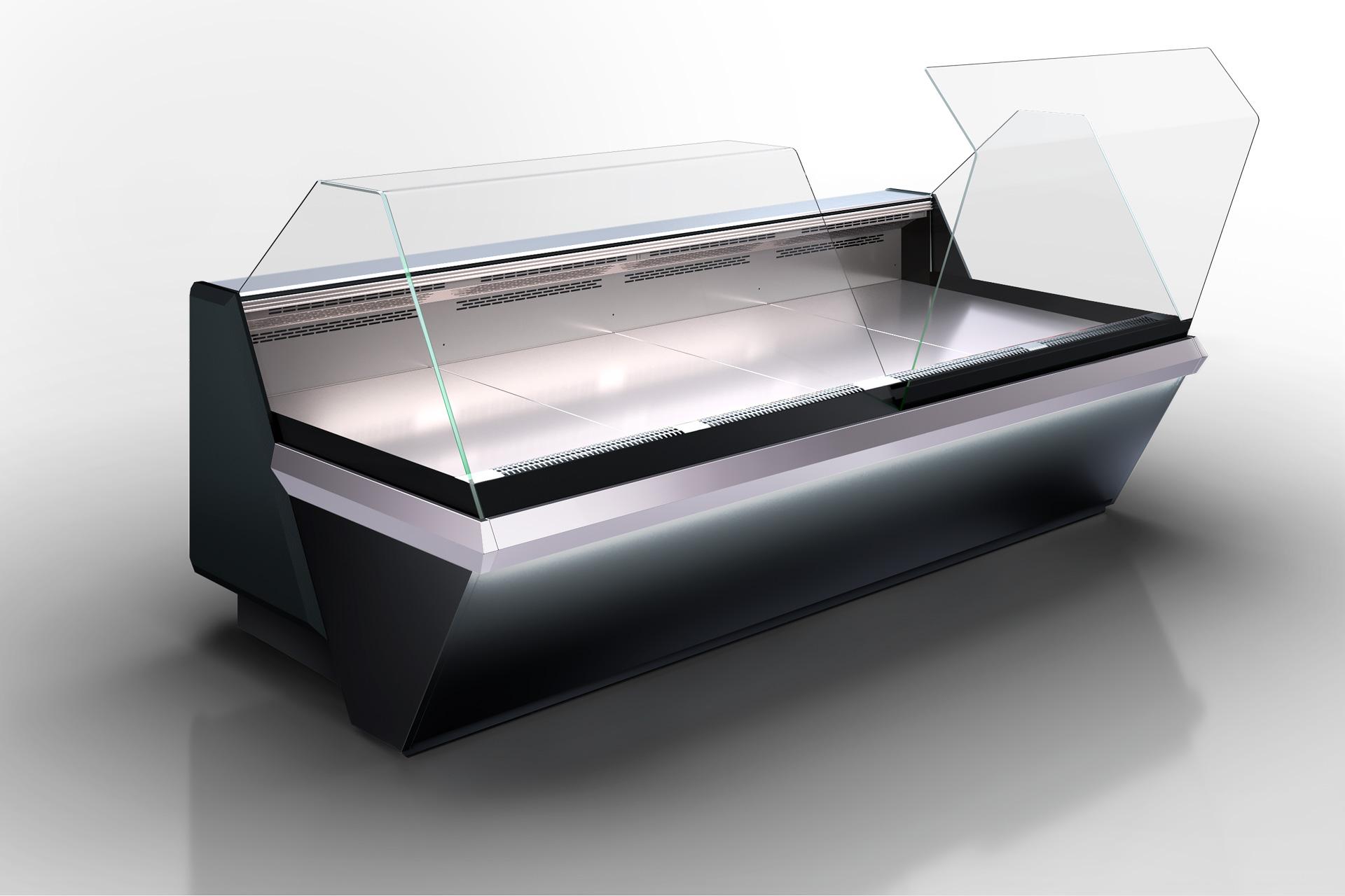Refrigerated counters Missouri enigma MK 120 deli OS 120-DBM