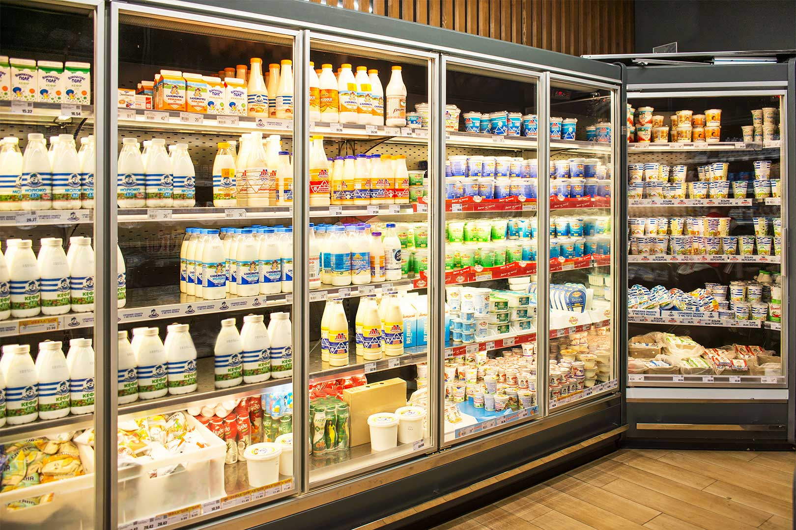 Multideck cabinets Indiana M D
