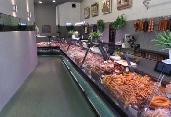 Магазин мясной