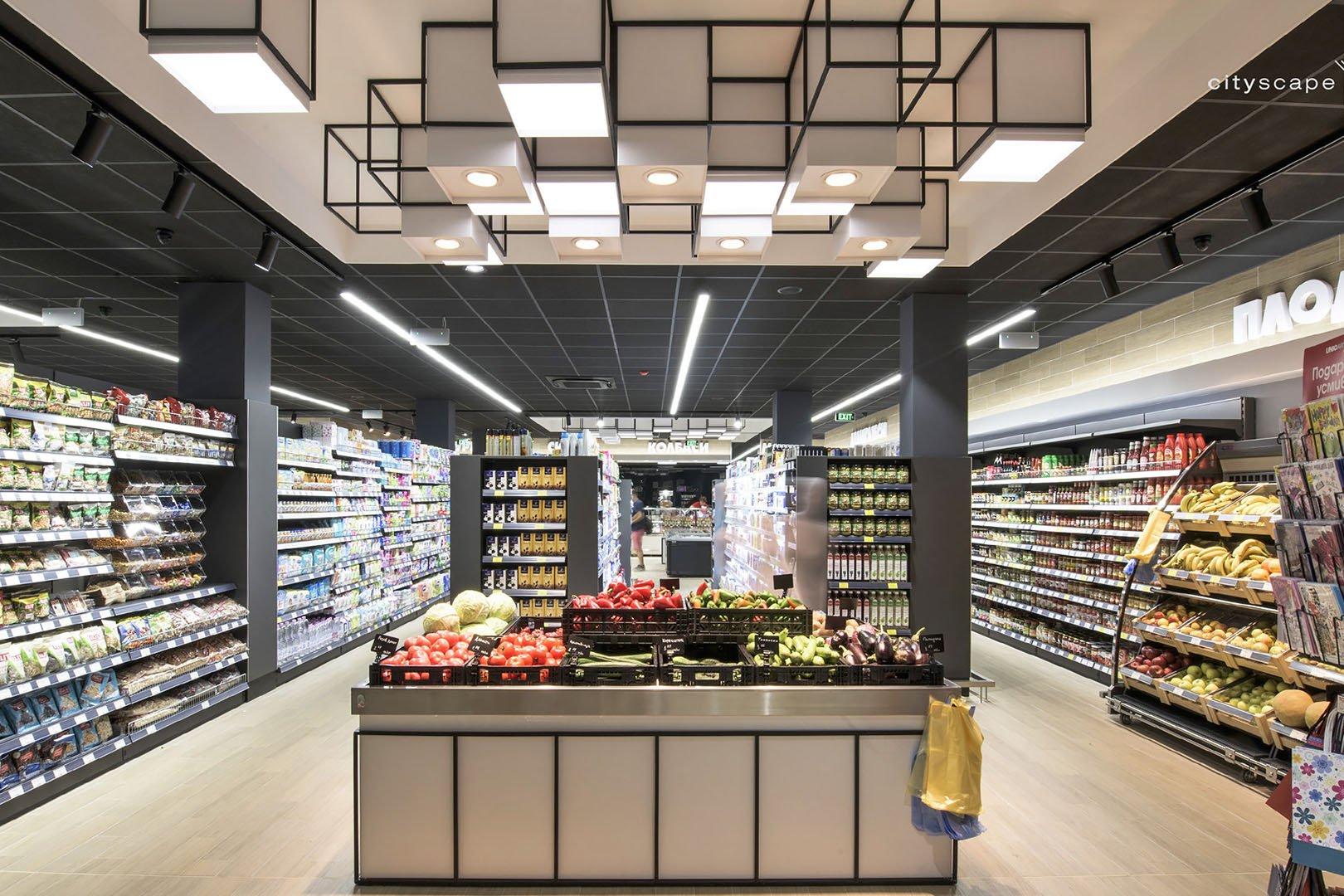 Супермаркет My Market