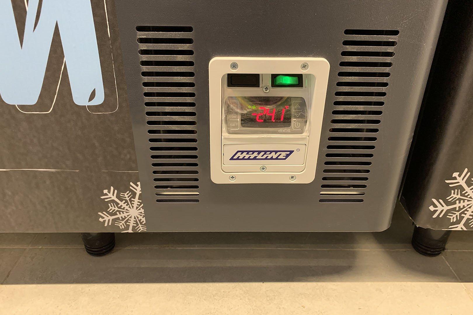 Холодильний ларь Хітлайн