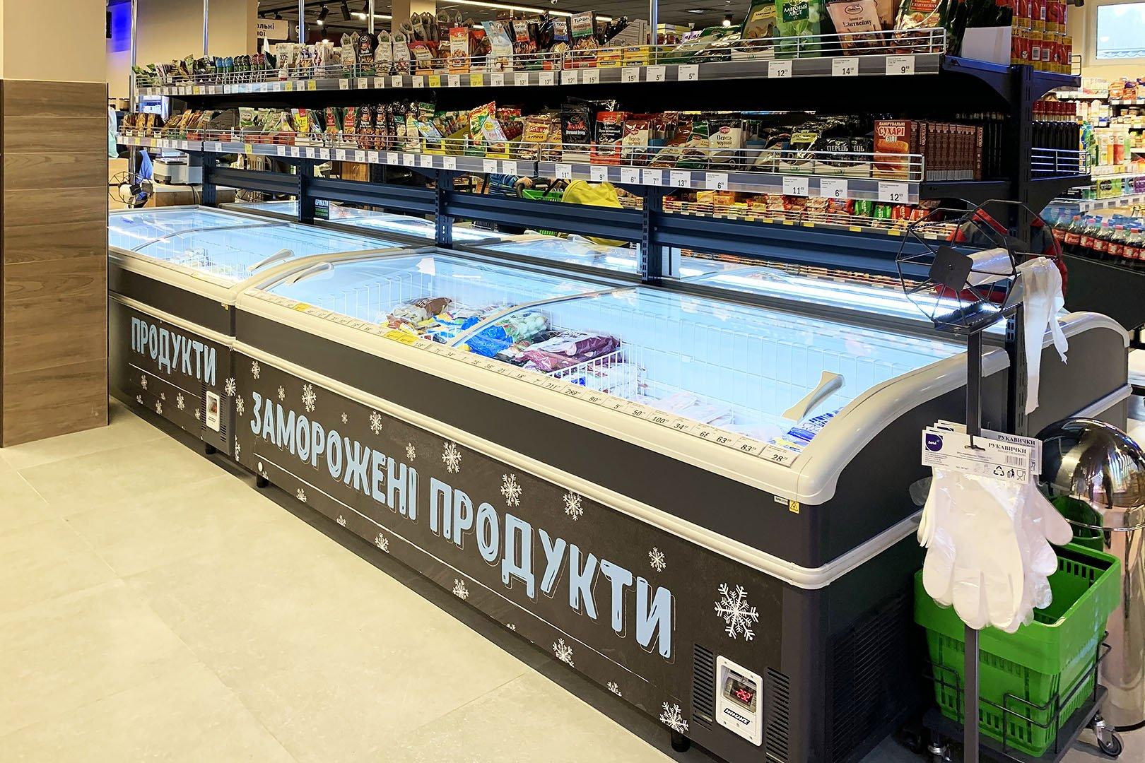 Холодильный ларь Хитлайн