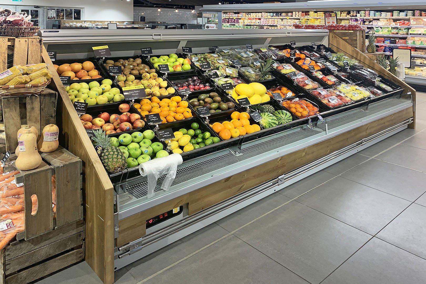 Supermarket Delicate