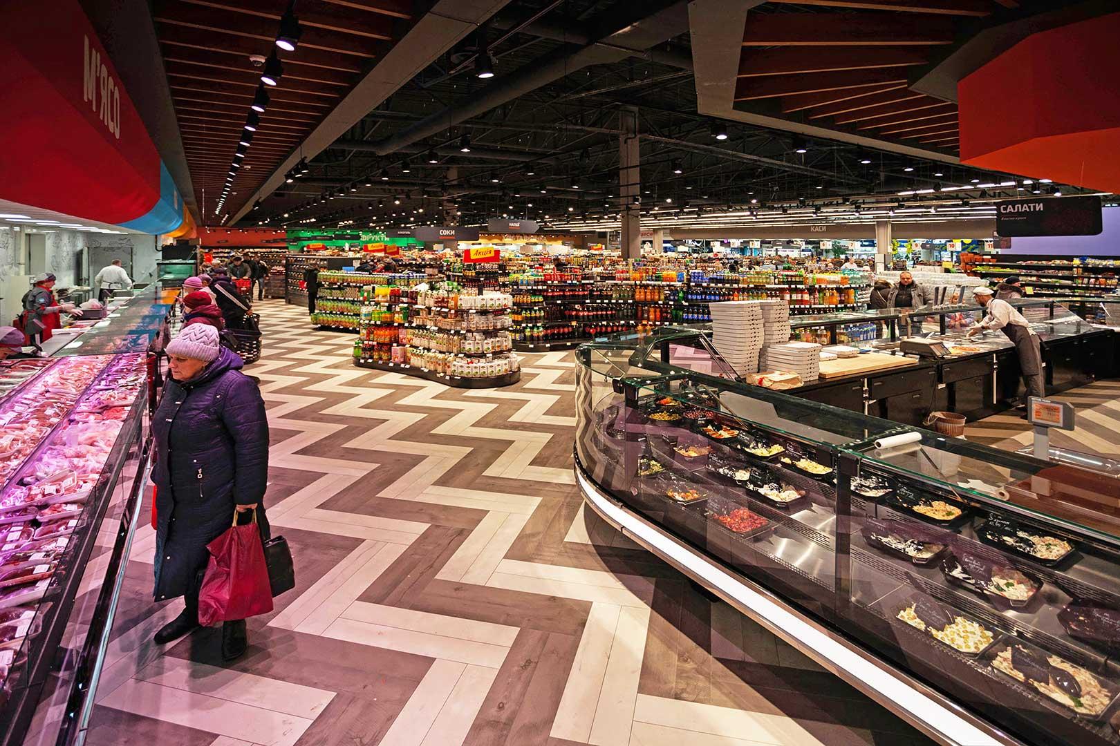 """Супермаркет """"Арсен"""""""