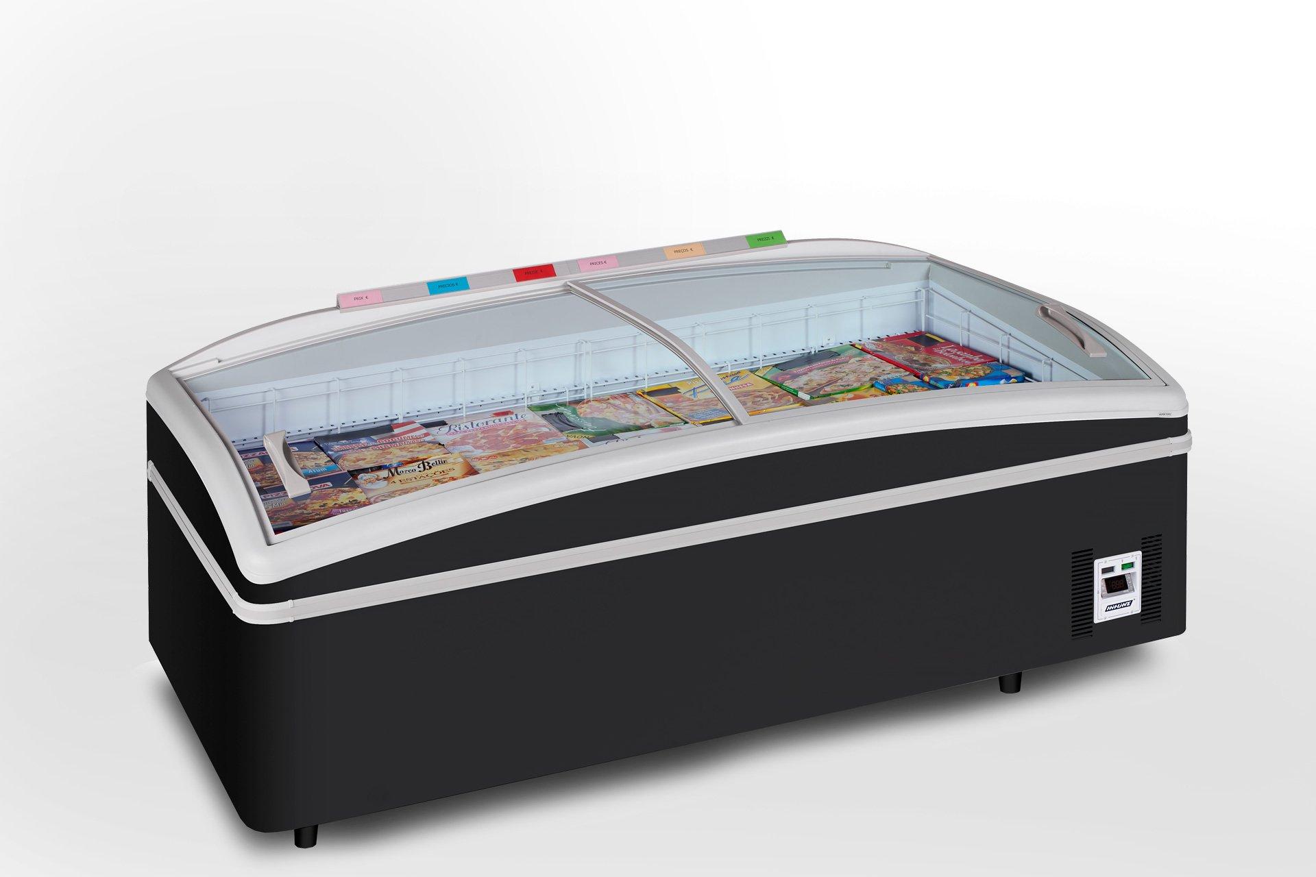 Вітрини для заморожених продуктів Super 092