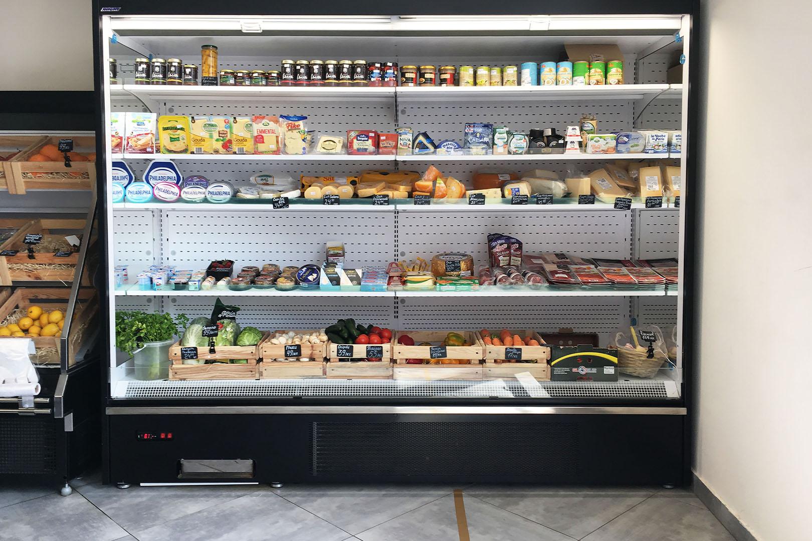 Multideck cabinets Indiana medium AV 066 MT O 210-DLA