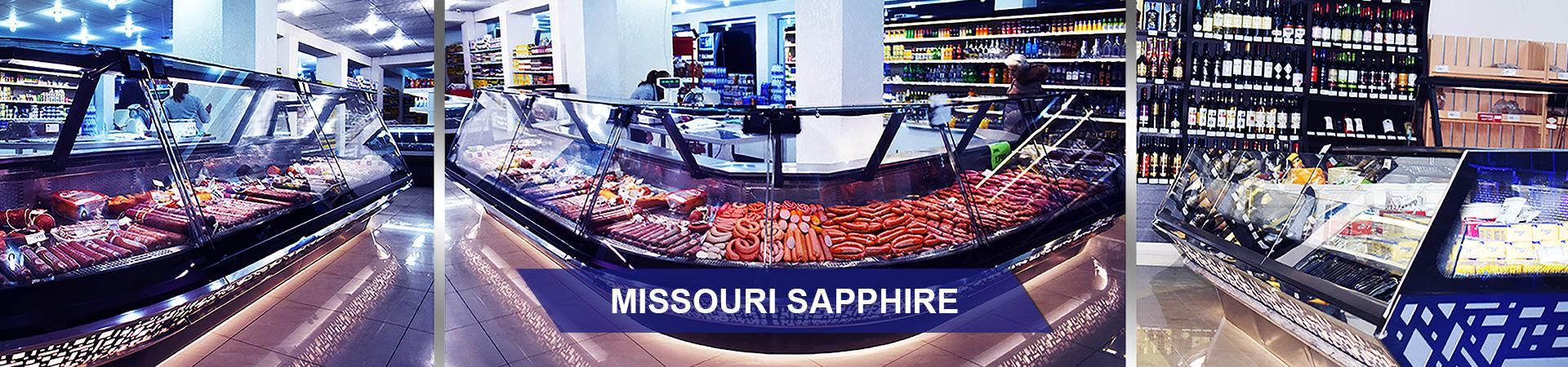 Вітрини Missouri sapphire
