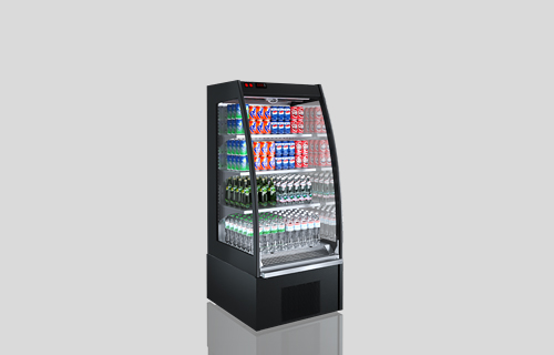 Refrigerated semi-vertical cabinets Indiana eco MSV 070 A