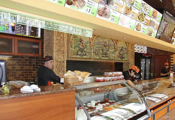 Shashlyk-market