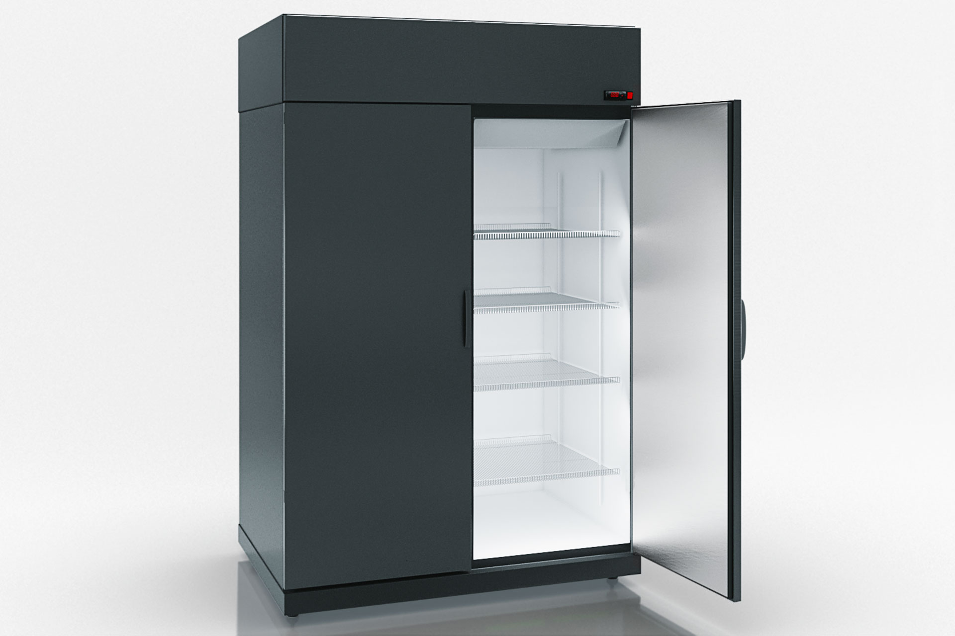Refrigerated cabinets Kansas VАZG 075 LT 2HD 210-D1200A-132