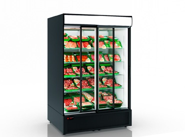 Refrigerated cabinets Kansas 800/1200 AV 050/080/ MT/HT