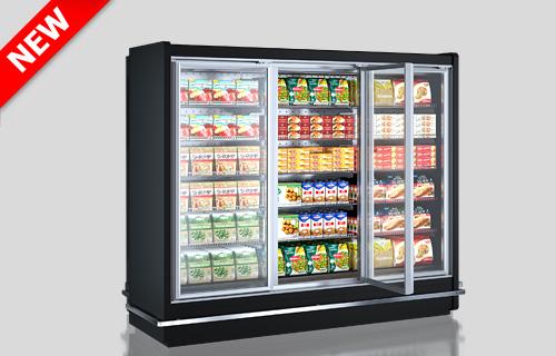 Вітрини для заморожених продуктів Indiana MD 070 LT D M