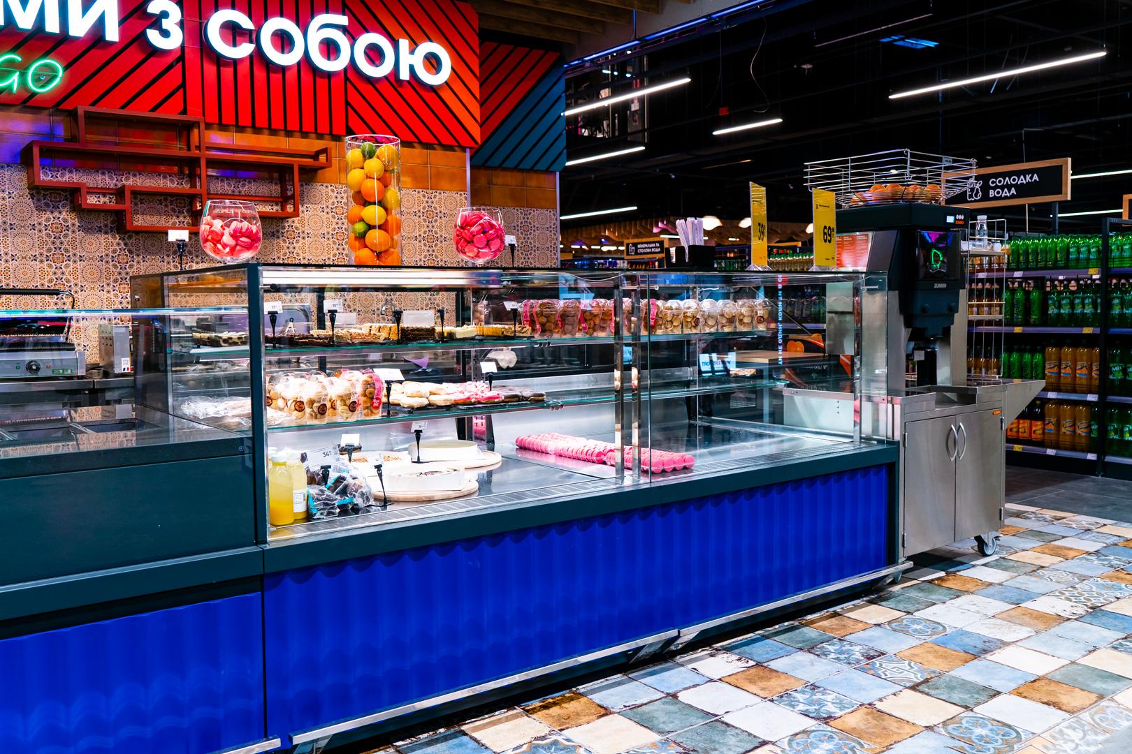 Холодильні вітрини Мissouri MC 120 patisserie OS 130-DLM-250