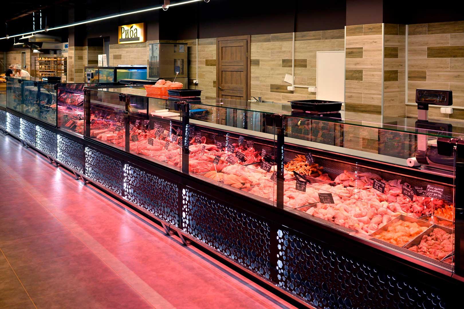 Refrigerated counters Missouri MC 120 deli PS 130