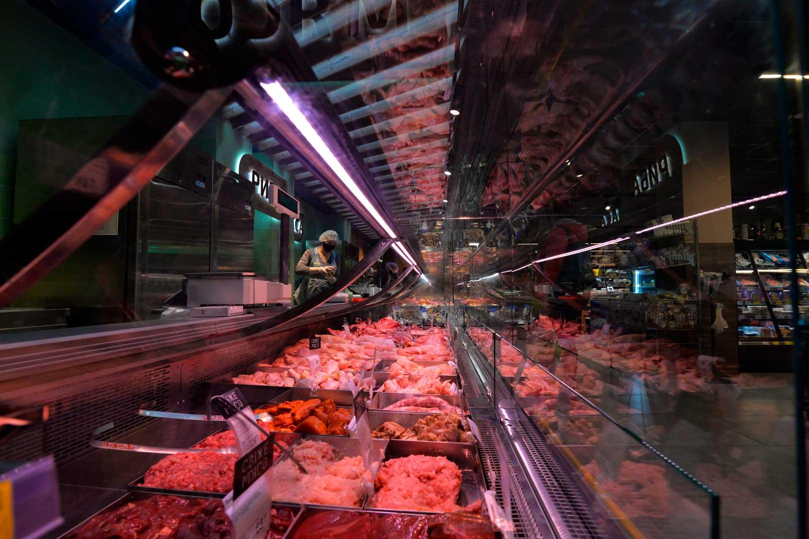 Холодильные витрины Missouri MC 120 deli OS 120-DBM