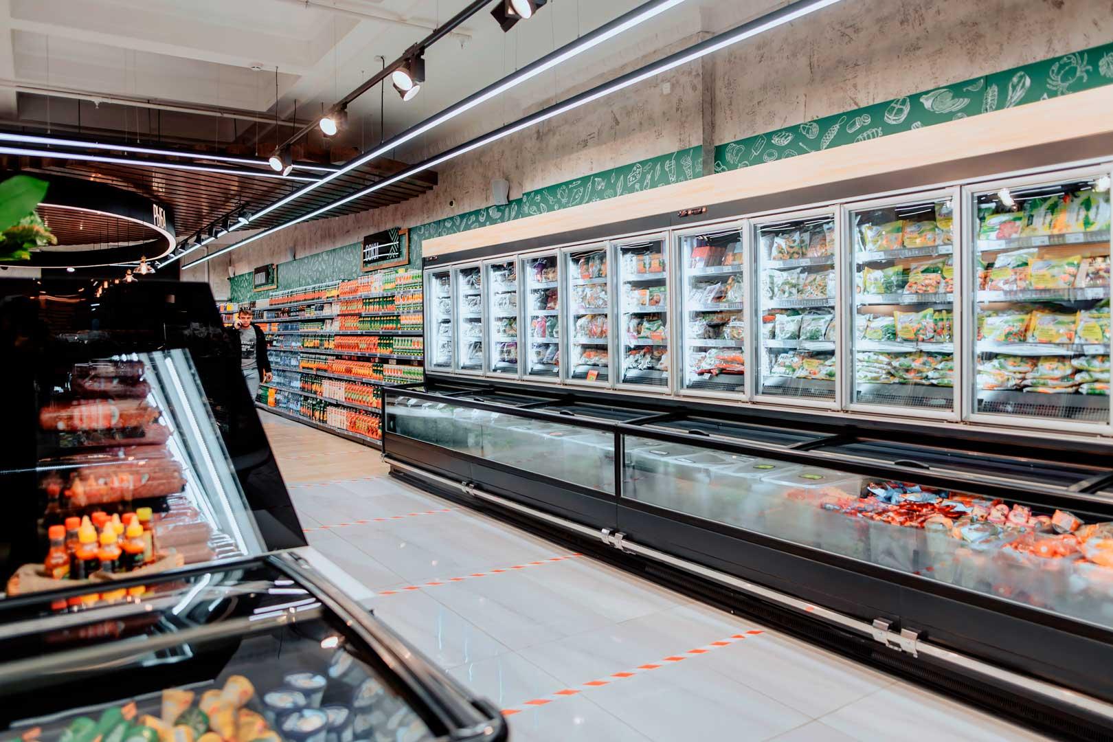 Frozen foods units Alaska combi MHV 110 LT DC M