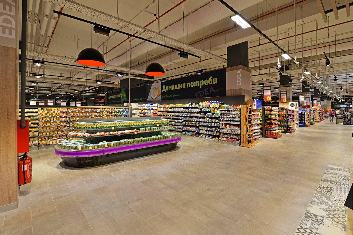 "Hypermarket ""EDEA"", Bulgaria"